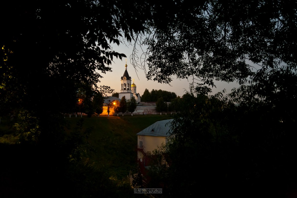 Вечерний Владимир в августе 2018 05