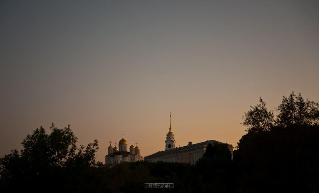 Вечерний Владимир в августе 2018 09