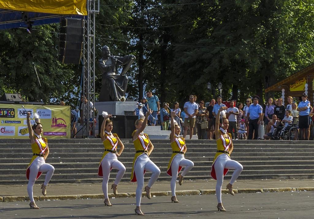 День молодежи во Владимире (лето 2018) 01