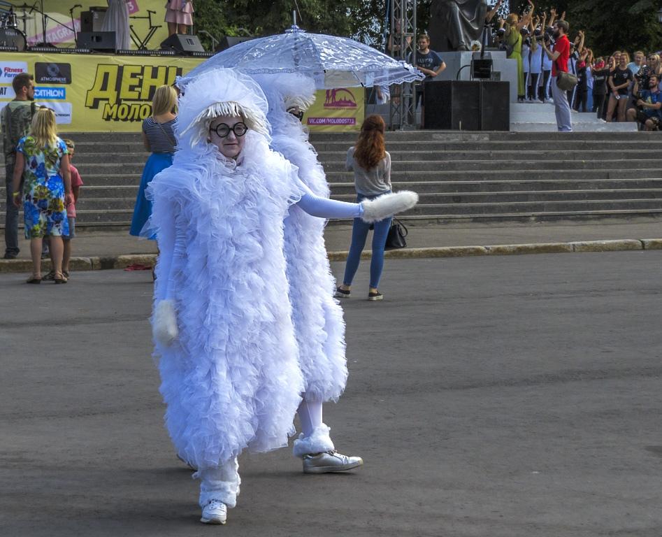 День молодежи во Владимире (лето 2018) 02