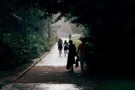 Летний дождь во Владимире
