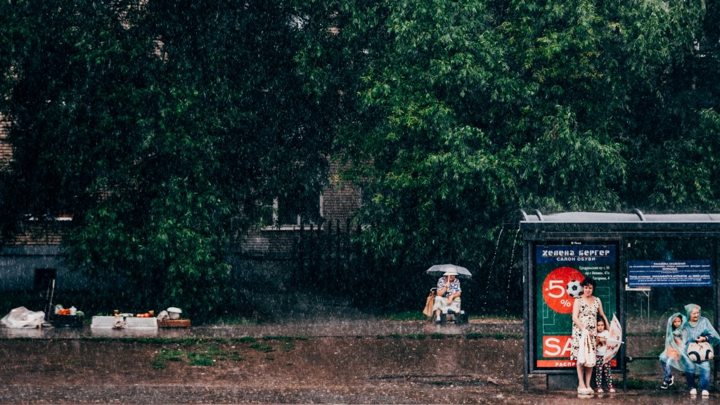 Летний дождь во Владимире 02
