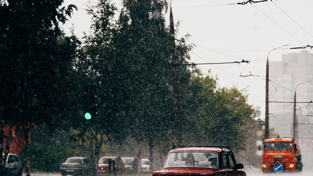 Летний дождь во Владимире 06