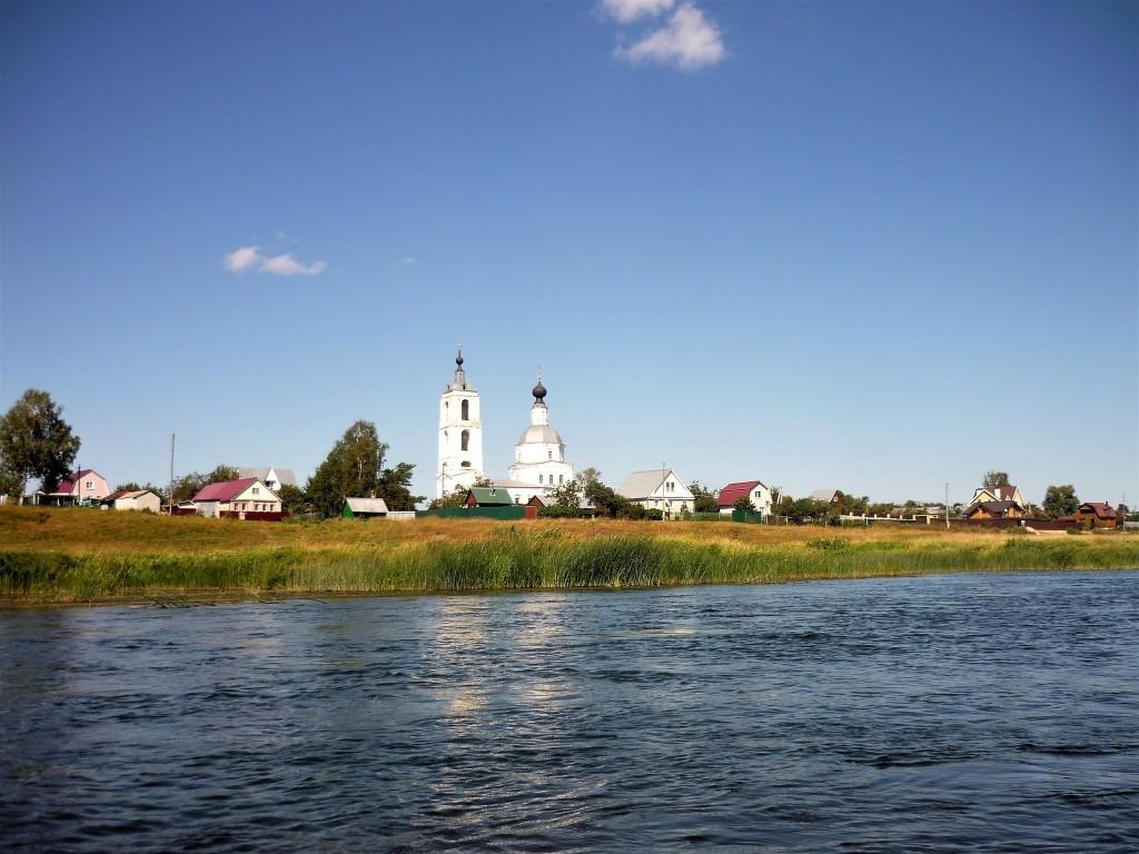 Мордыш. Церковь Николая Чудотворца.