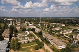 Никологоры с высоты, Вязниковский район