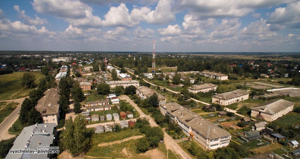 Никологоры, Вязниковский район