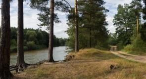 Река Киржач.