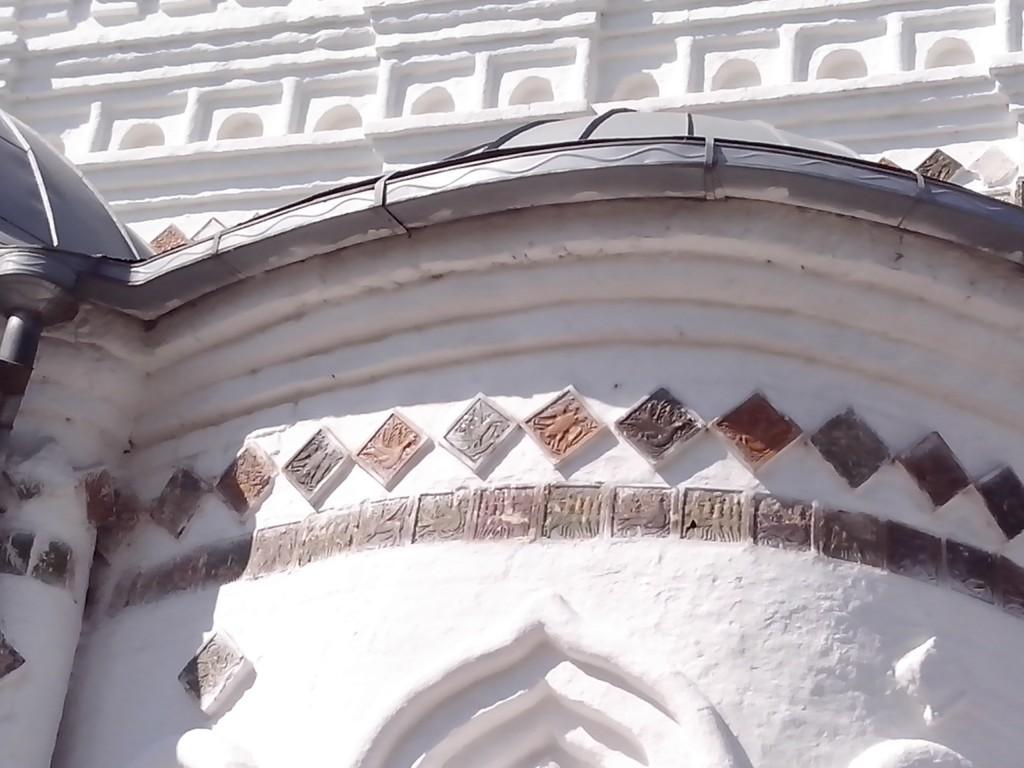 Троицкий монастырь в Муроме. Цветник. 04
