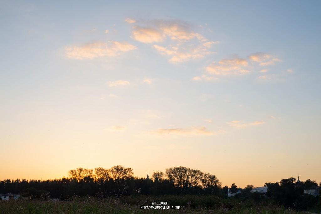 Утренний Суздаль 02