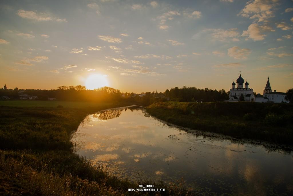 Утренний Суздаль 04