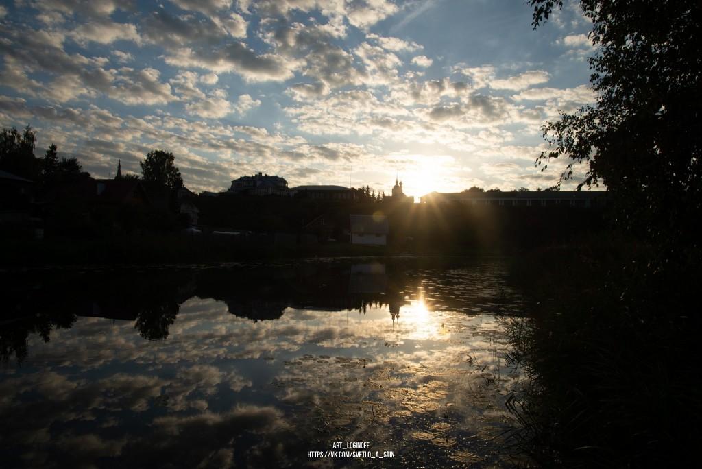 Утренний Суздаль 09
