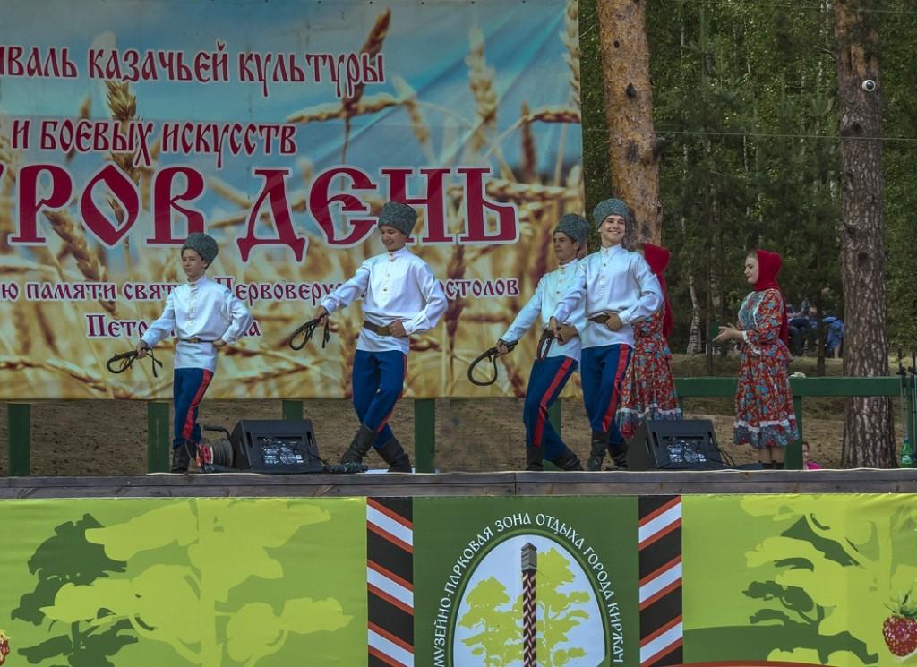 Фестиваль казачьей культуры во Владимирской области 02
