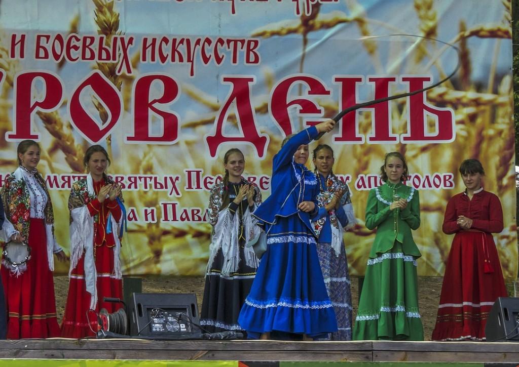Фестиваль казачьей культуры во Владимирской области 03