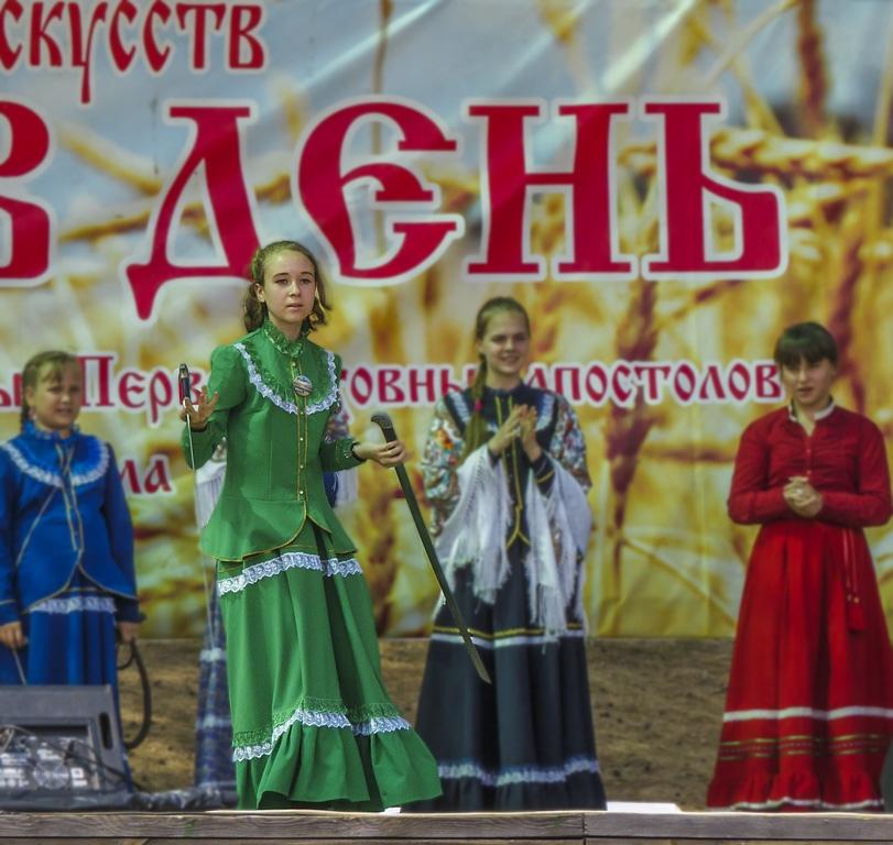 Фестиваль казачьей культуры во Владимирской области 05