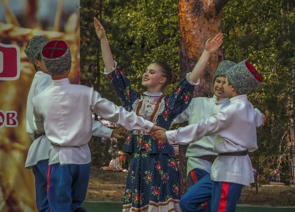 Фестиваль казачьей культуры во Владимирской области 06