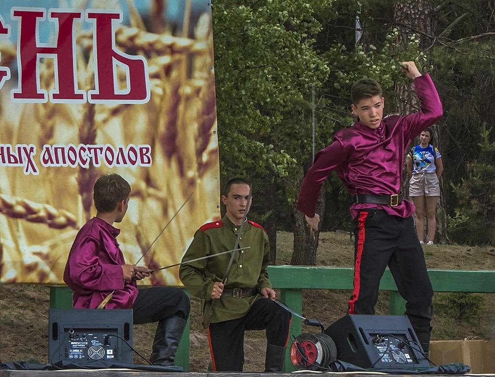 Фестиваль казачьей культуры во Владимирской области 08