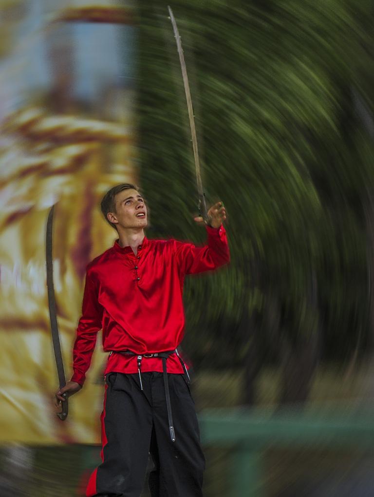 Фестиваль казачьей культуры во Владимирской области 09