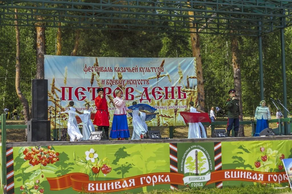 Фестиваль казачьей культуры во Владимирской области