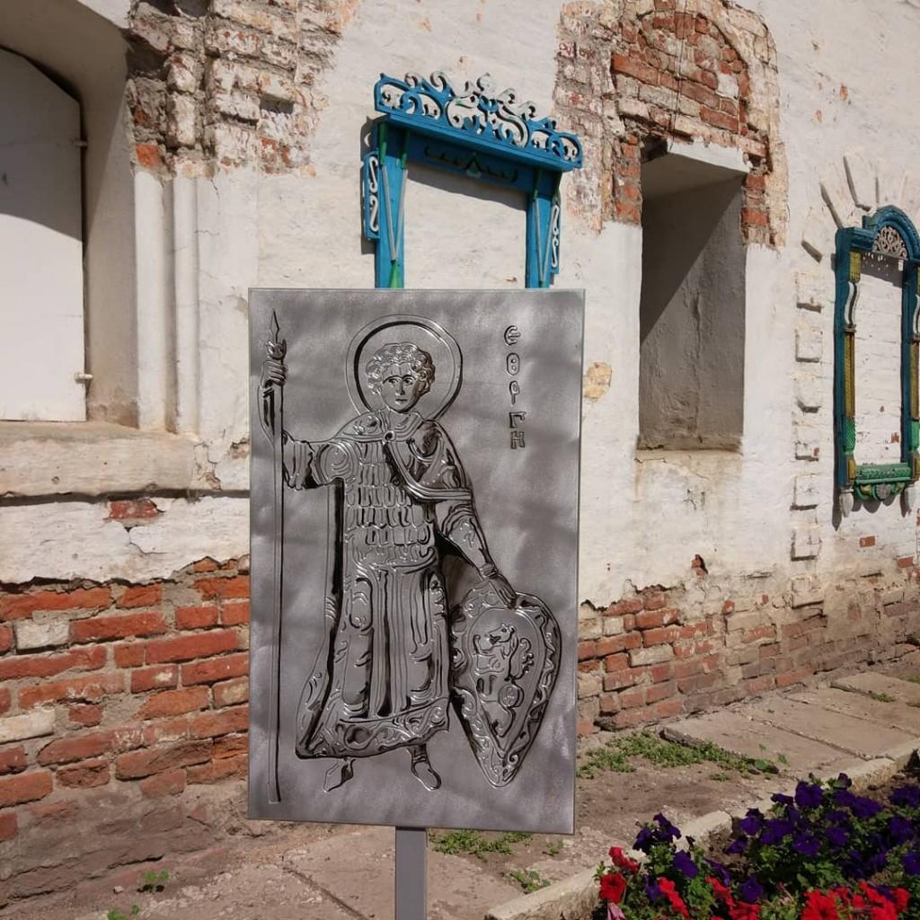 Юрьев-Польский. Территория музея. 04