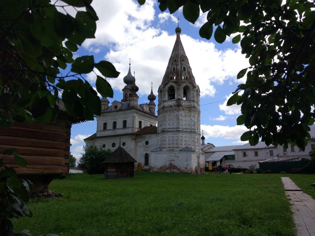 Юрьев-Польский. Территория музея. 08