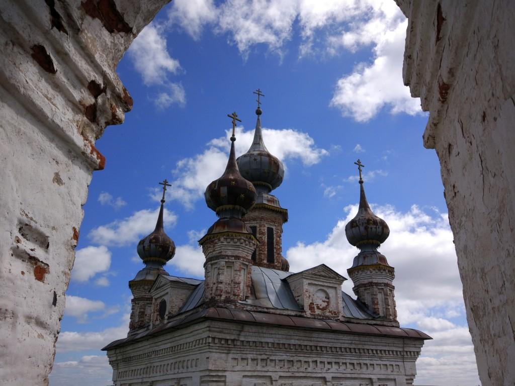 Юрьев-Польский. Территория музея. 09