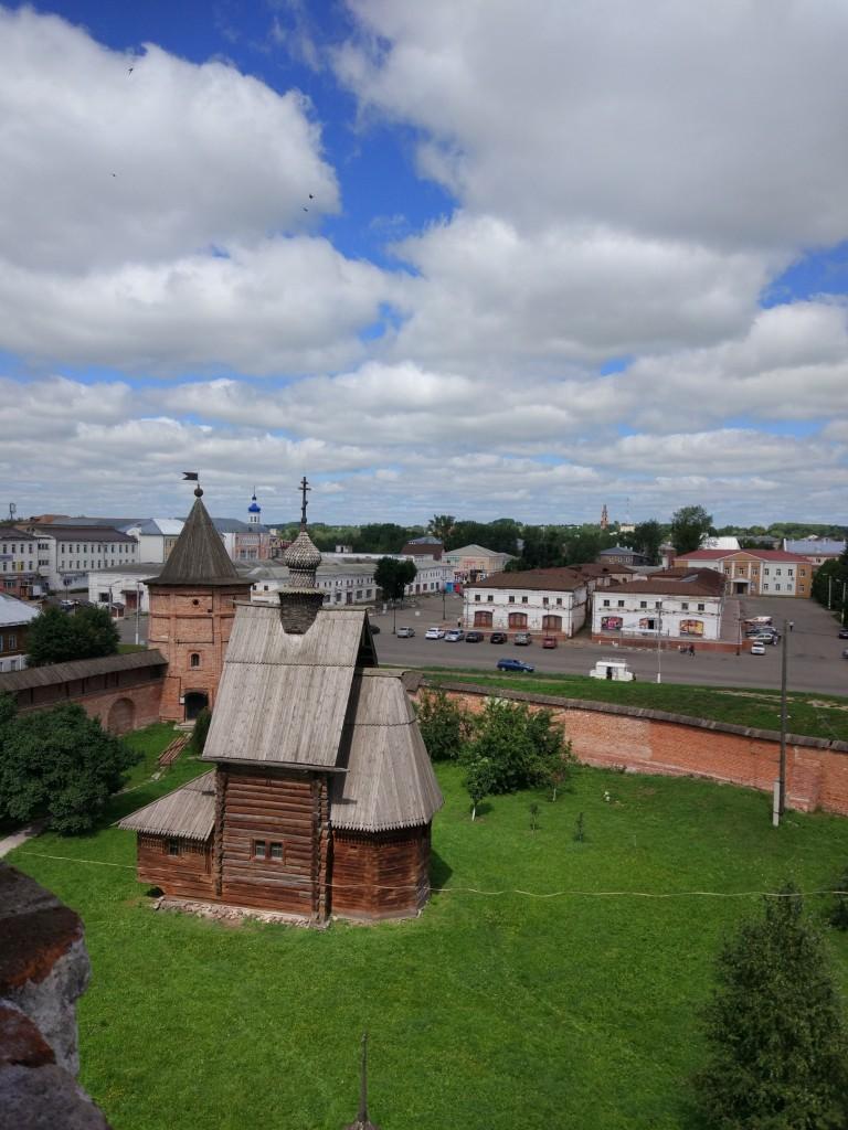 Юрьев-Польский. Территория музея. 10