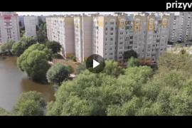 Владимир с высоты, в честь дня города!