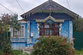 Архитектура на Подболотской улице, Муром (Вербовский)