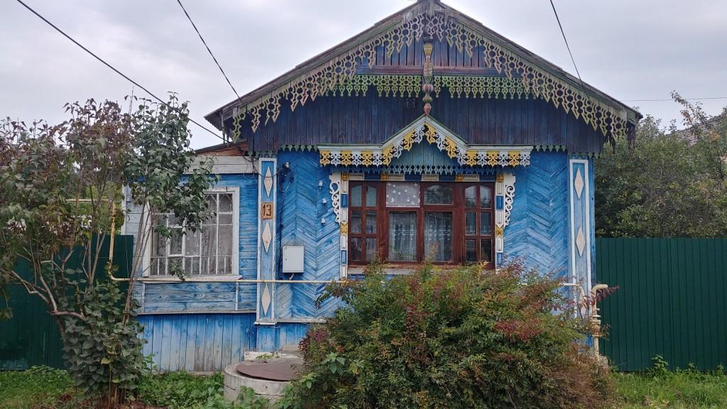 Архитектура на Подболотской улице, Муром (Вербовский) 01