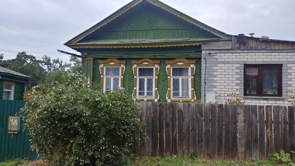 Архитектура на Подболотской улице, Муром (Вербовский) 02