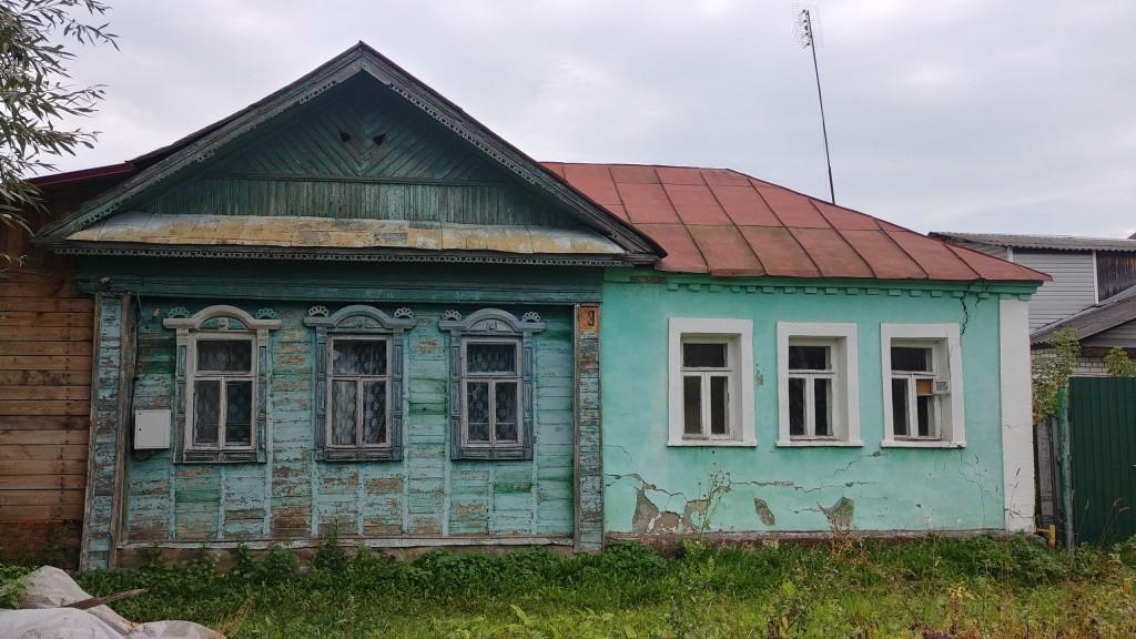 Архитектура на Подболотской улице, Муром (Вербовский) 05