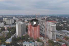 Владимир стремительно обрастает многоэтажками