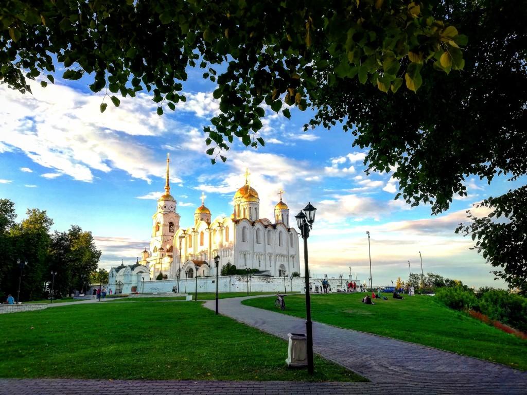 Влюблена во Владимир