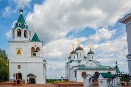 Муром православный. Спасо-Преображенский монастырь