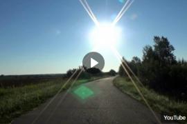 На велике от Паустово до деревни Глинищи