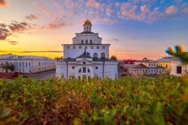 Прогулки по Владимиру — II август 2018г