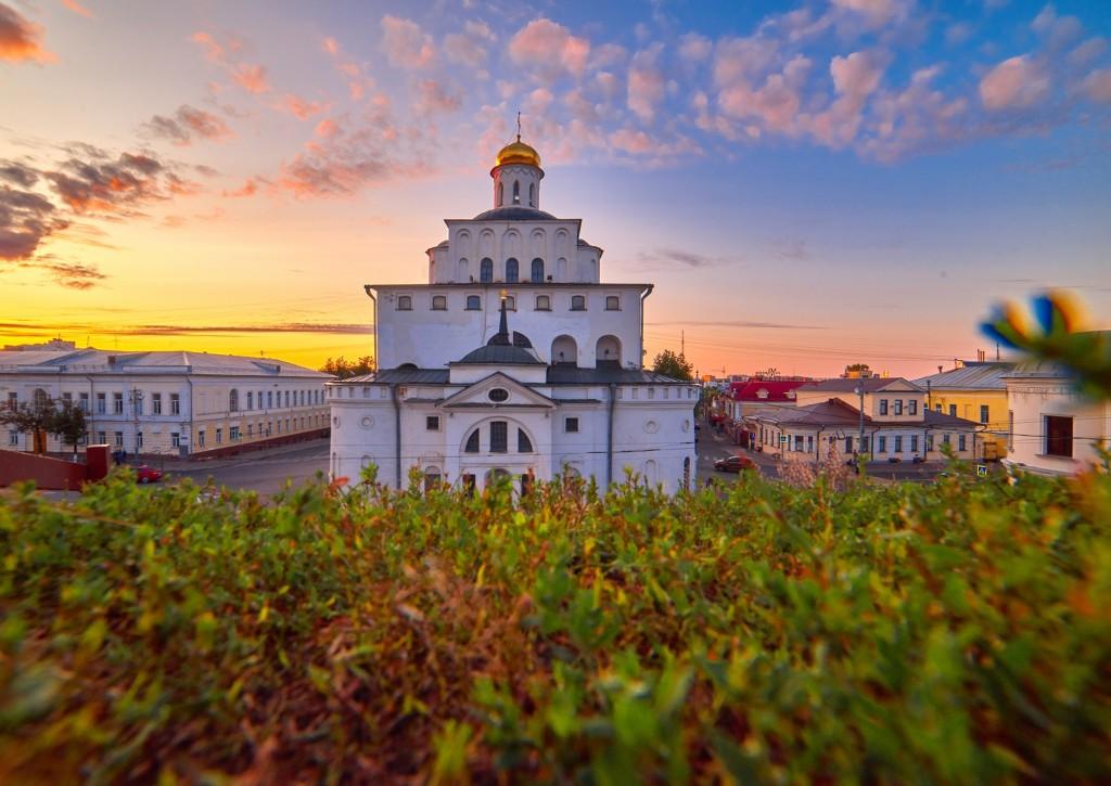 Прогулки по Владимиру - II август 2018г 01