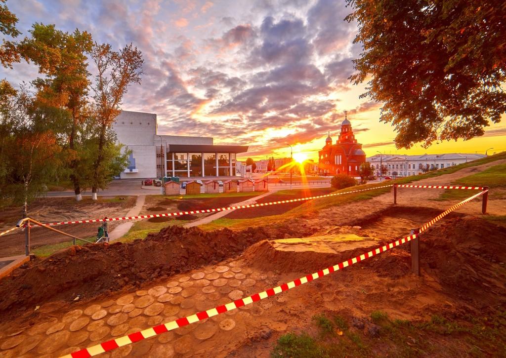 Прогулки по Владимиру - II август 2018г 04
