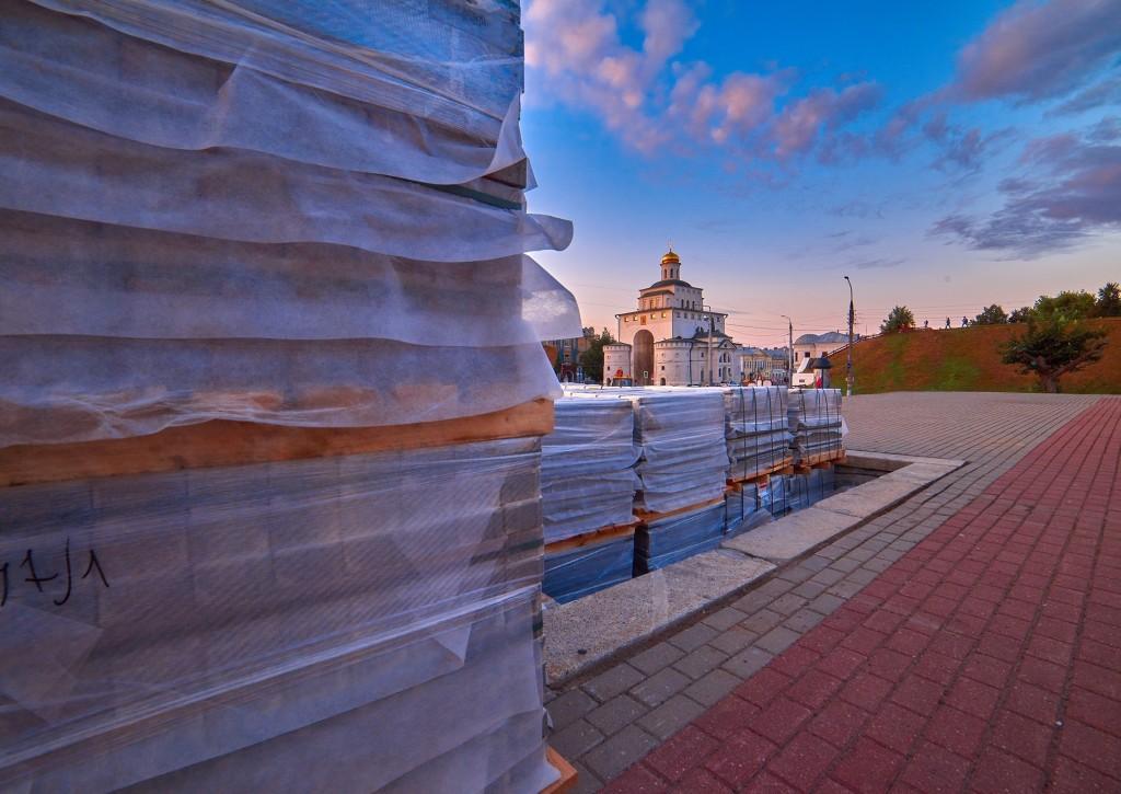 Прогулки по Владимиру - II август 2018г 06