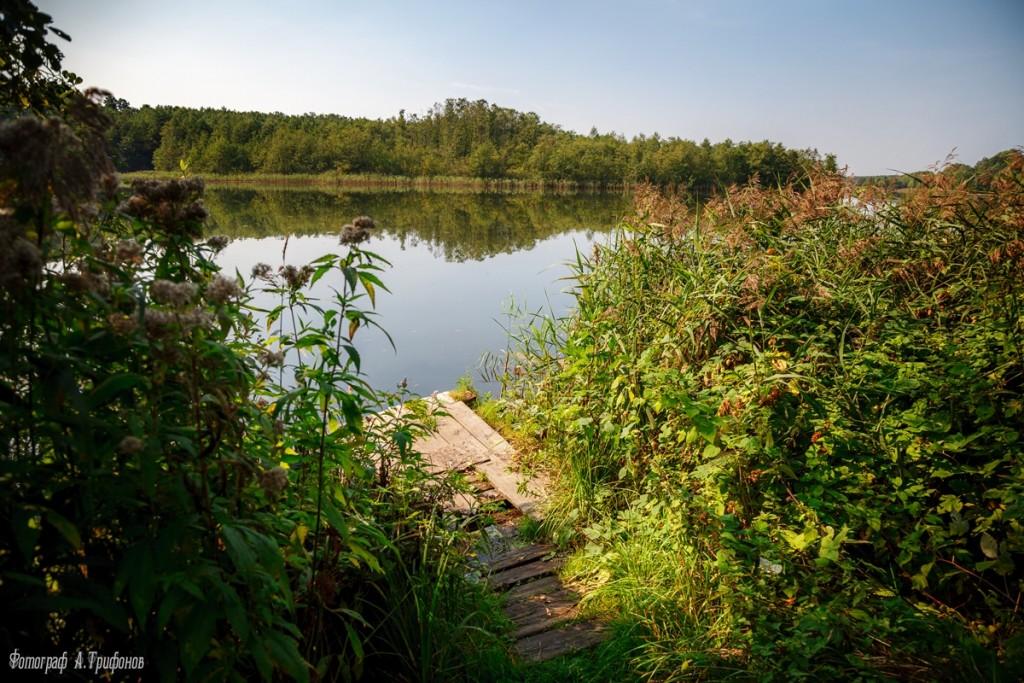 Река Колпь на Красной Горбатке, сентябрь 2018 01