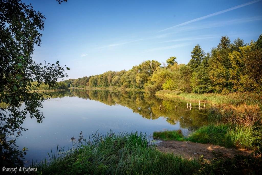 Река Колпь на Красной Горбатке, сентябрь 2018 03