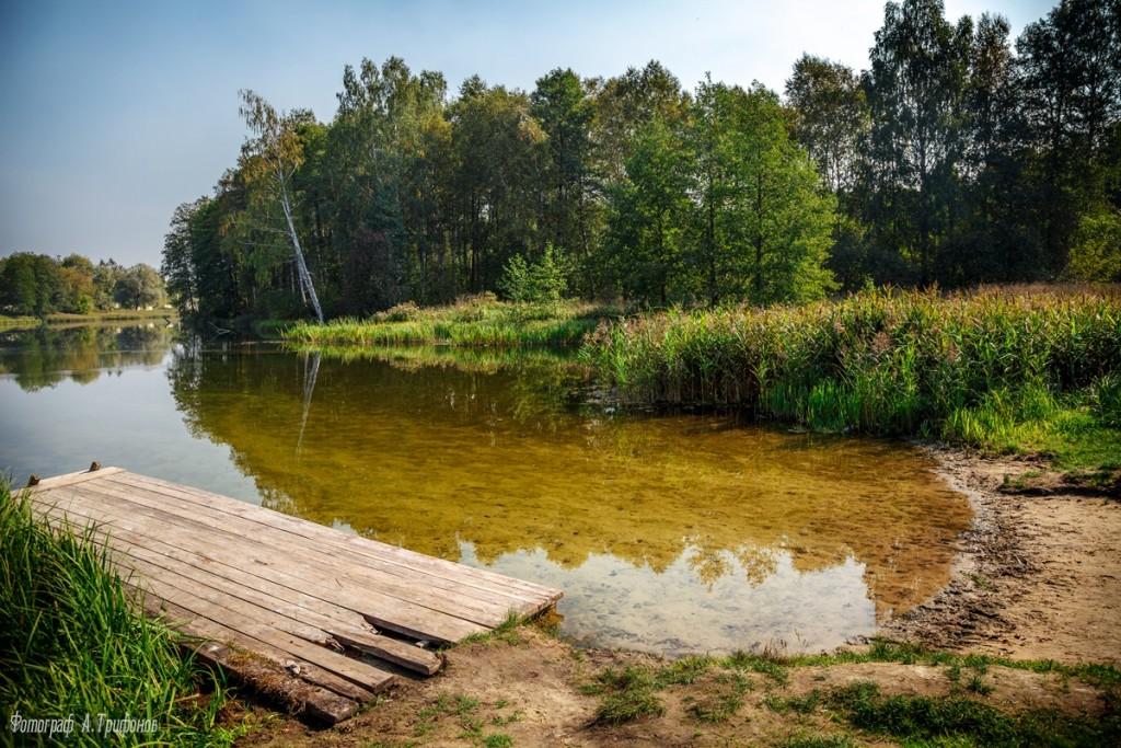Река Колпь на Красной Горбатке, сентябрь 2018 04