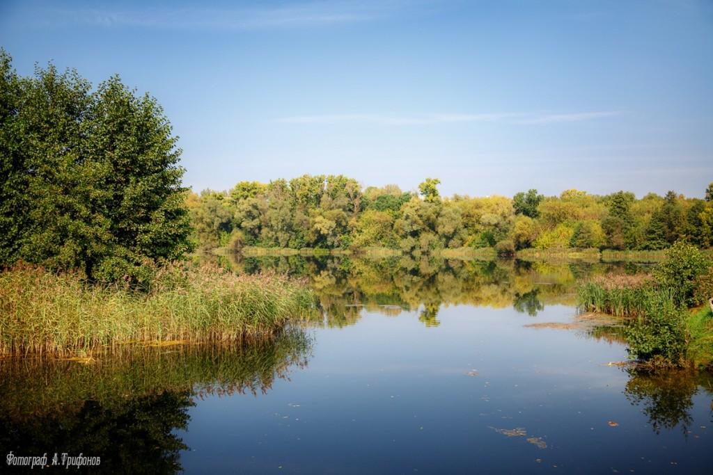 Река Колпь на Красной Горбатке, сентябрь 2018 05