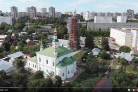 Точка на карте: Свято-Боголюбский Алексиевский мужской монастырь, Владимир