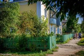 Улица Щербакова в августе 2018, Муром