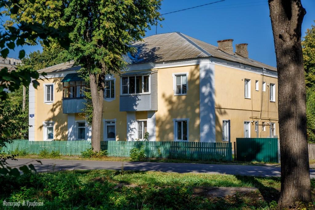 Улица Щербакова в августе 2018, Муром 07