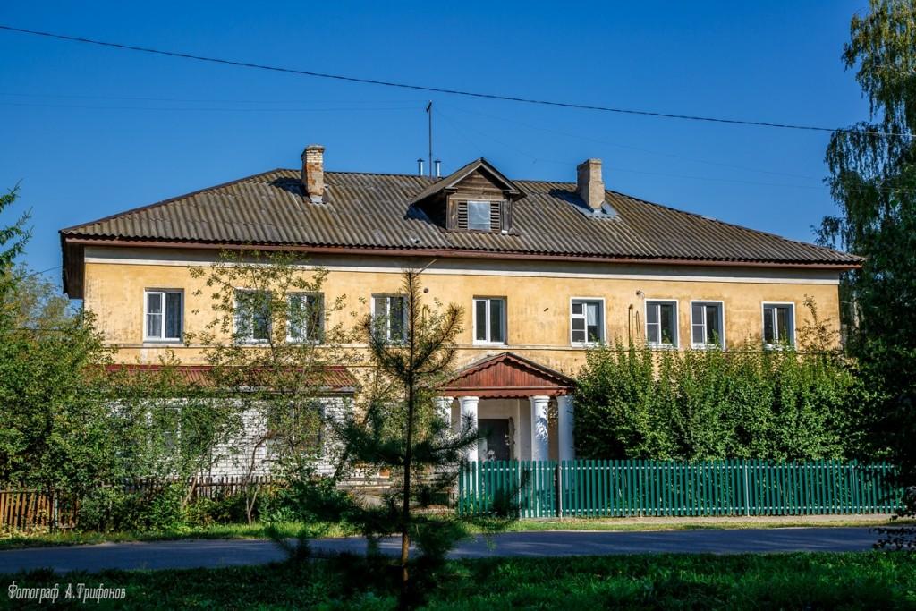 Улица Щербакова в августе 2018, Муром 08