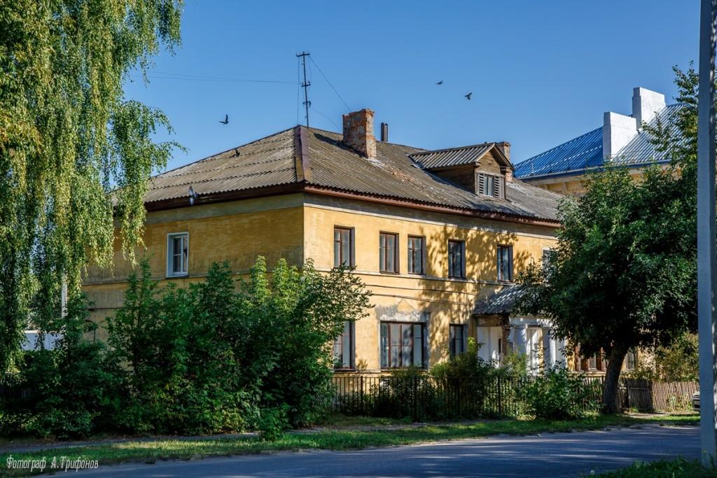 Улица Щербакова в августе 2018, Муром 09