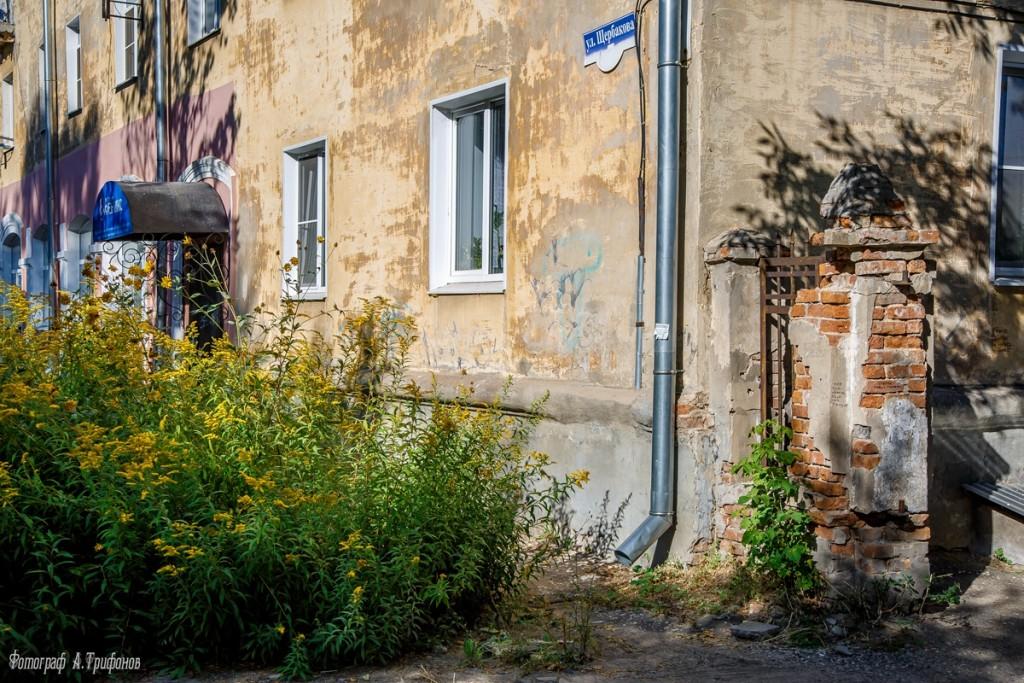 Улица Щербакова в августе 2018, Муром 10