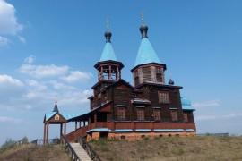 Храм Святых Жен Мироносиц. д. Крутово, Петушинский район
